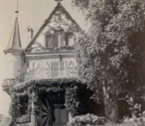 Achat de l'Abbaye de Fontaine-André?