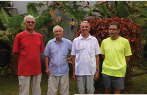 Die Frères von St. Laurent, Guyane française